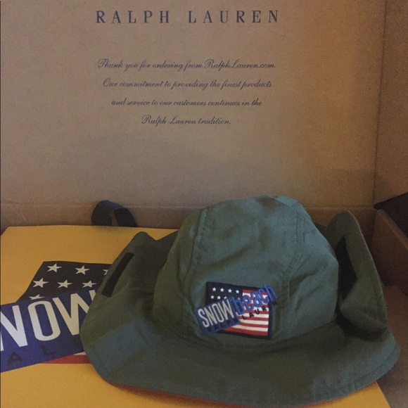 3a39a958e9e Polo Ralph Lauren Snow beach reversible hat